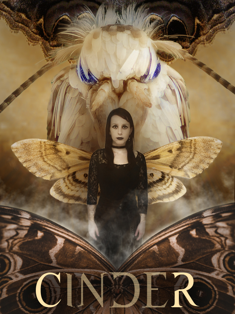 """Cinder"" by Crispian Thurlborn"