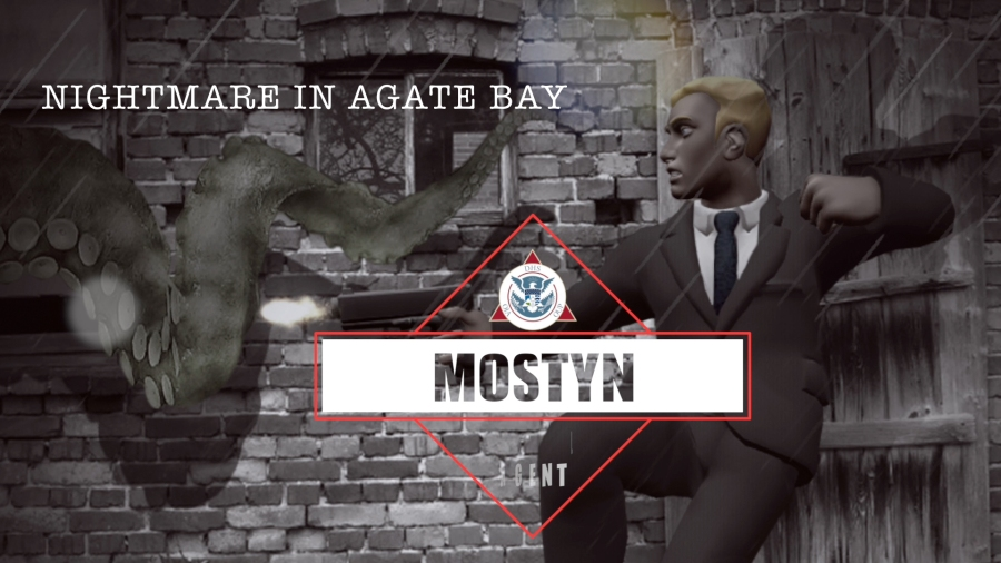 Nightmare in Agate Bay | CW HAWES